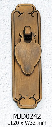 Drawer Pull Backplate